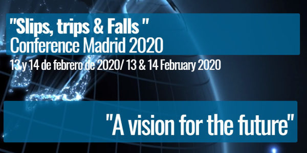 Slips, Trips and Falls Conference Madrid 2020